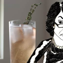 """Recipe: The """"Reclaiming My Thyme"""" Cocktail"""