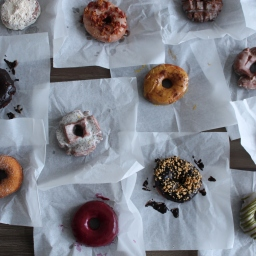 Every Blue Star Venice Donut, Ranked