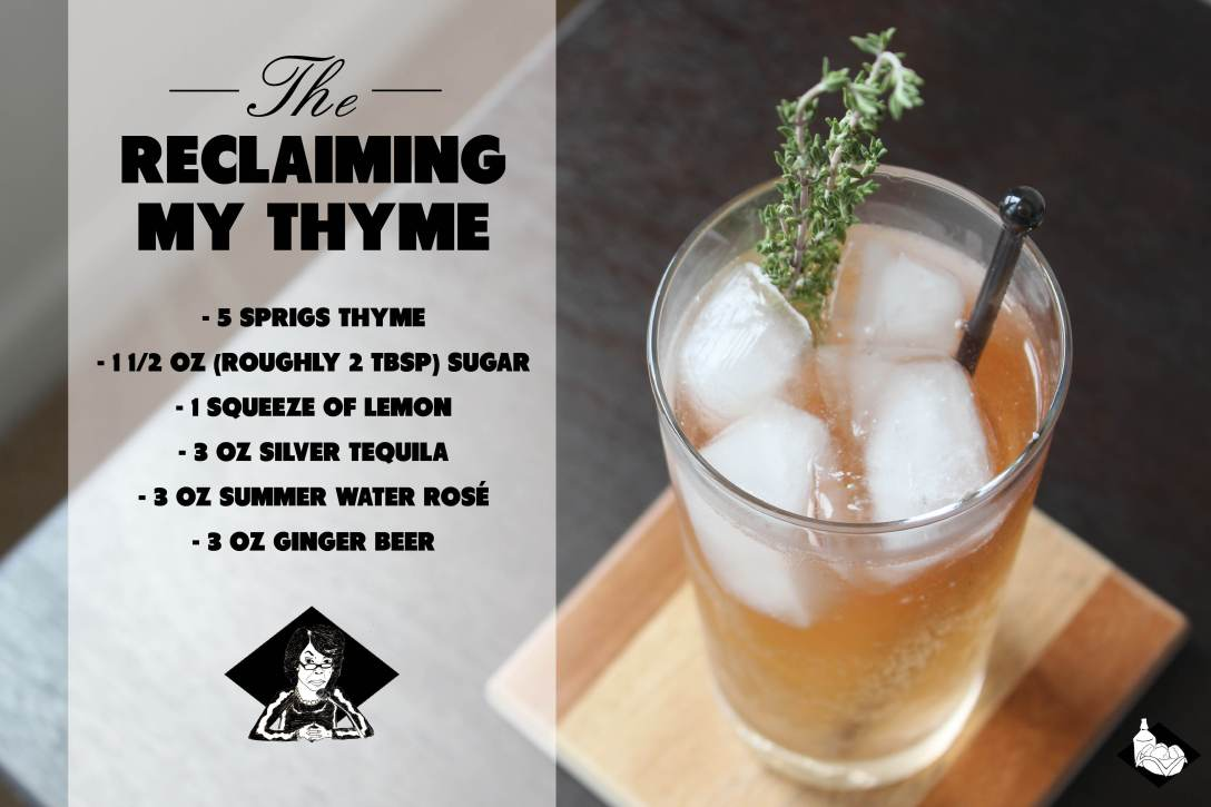 reclaiming my thyme