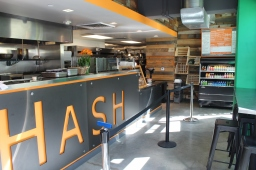 Playa Vista's secret breakfast, Hash, first of planned new openings