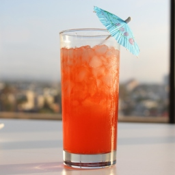 Celebrate National Rum Punch Day with an easy California twist